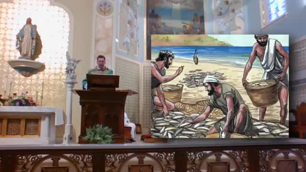 FEARdemic _ Homily by Father Altman