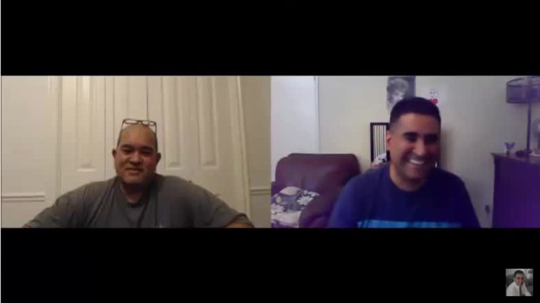 A10.  MMS STORIES:  My Friend Marco Takes Chlorine Dioxide for the first time on a video chat (PART
