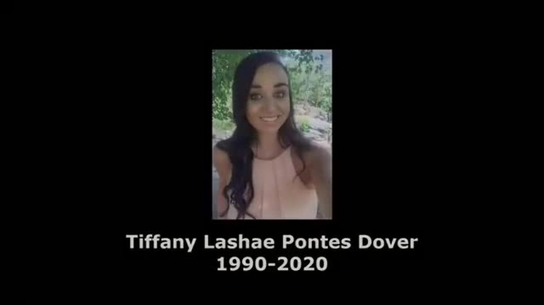 Nurse Tiffany Pontes Dover found on Ancestry dot com! Confirmed, she is dead!