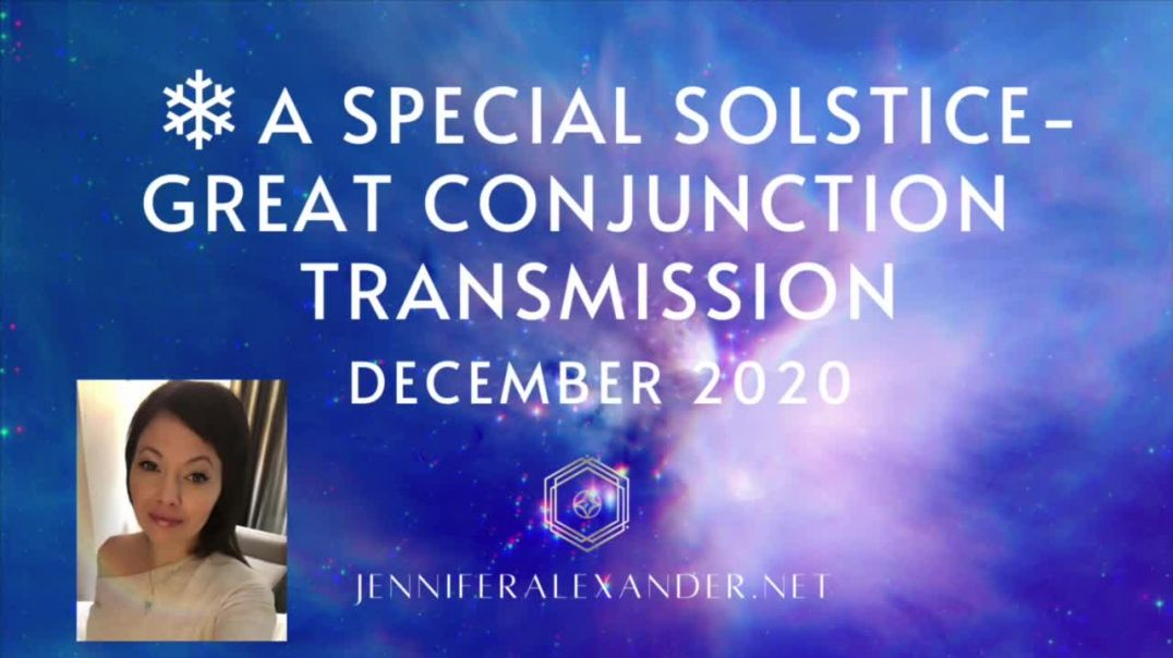 A Special Solstice-Great Conjunction Pleiadian Transmission