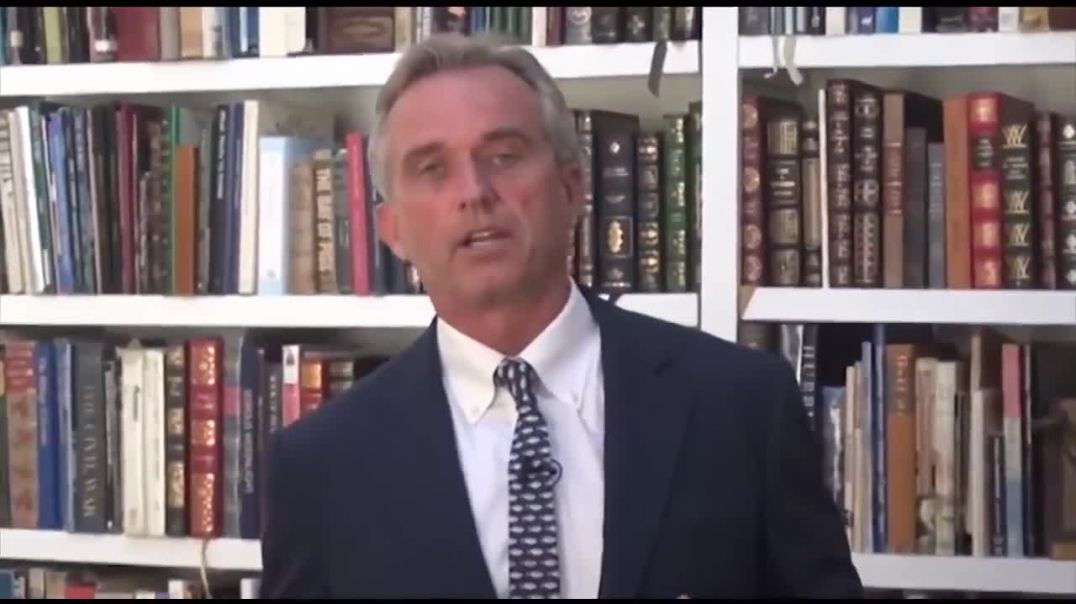Robert F. Kennedy Jr. Exposes the CDC_10/10/15