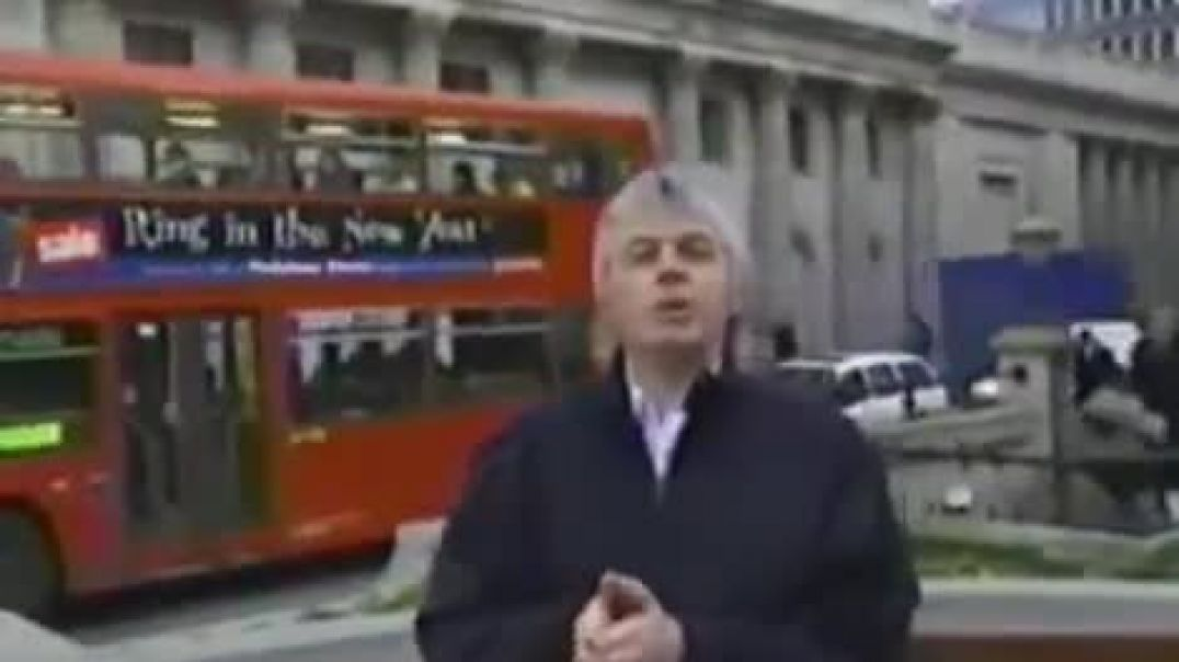 David Icke Gives A Tour Of 'The City Of London' - A Private CORPORATION - PLEASE READ DESC