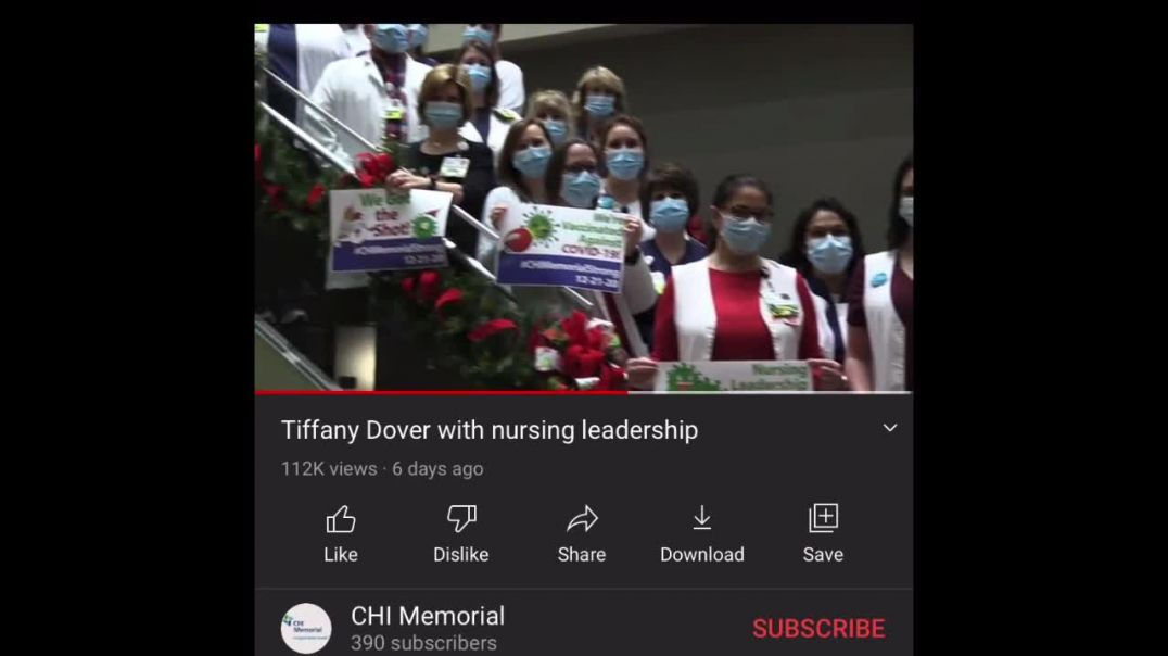 Calling CHI Memorial about Tiffany Dover.28.12.2020