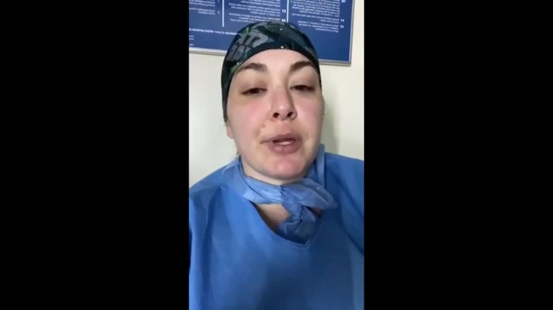 Nurse telling they are killing patients in NY