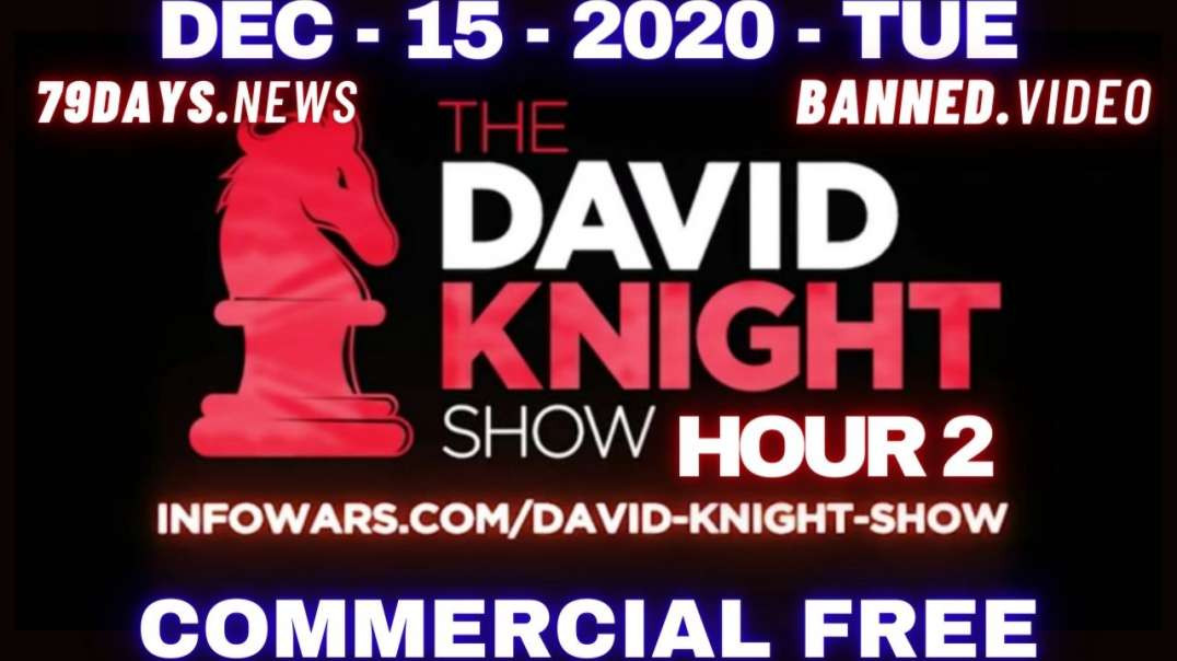 #DavidKnight HR2: Massive Hack Of Federal Agencies And Its Possible Connection Voting Machin