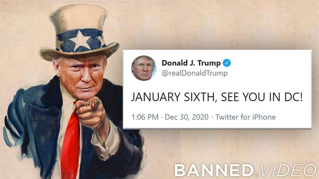 BREAKING: President Trump Will Officially Speak At MAGA March In DC On January 6th