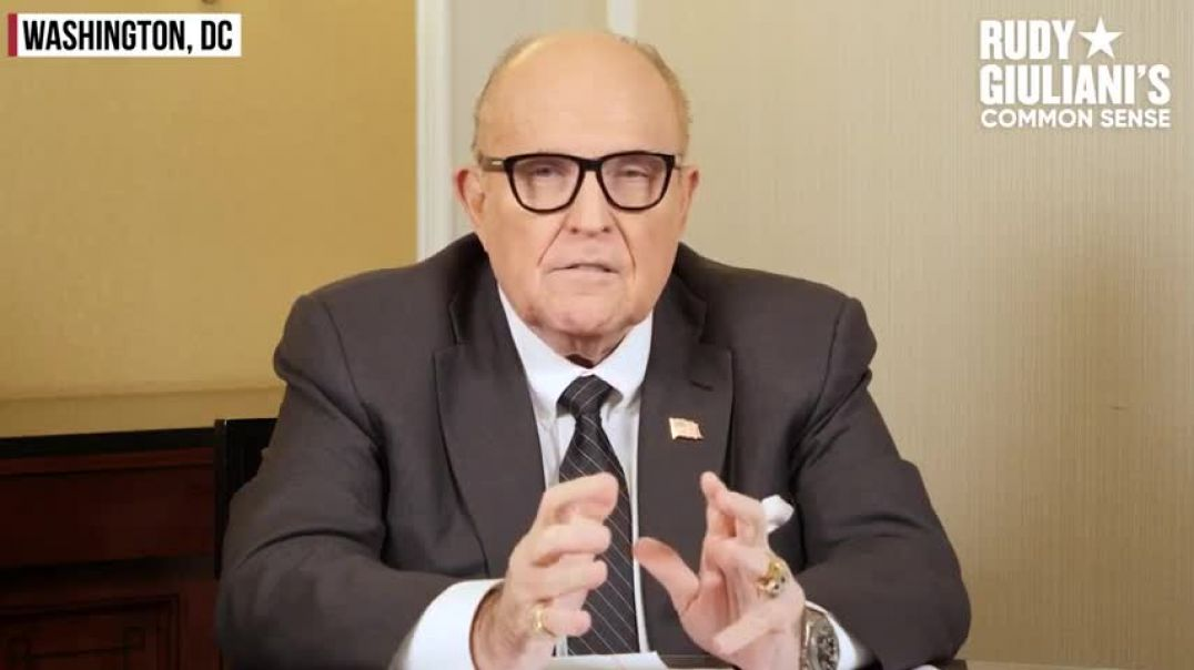 Election  WHAT REALLY HAPPENED On January 6th   Rudy Giuliani   Ep  101