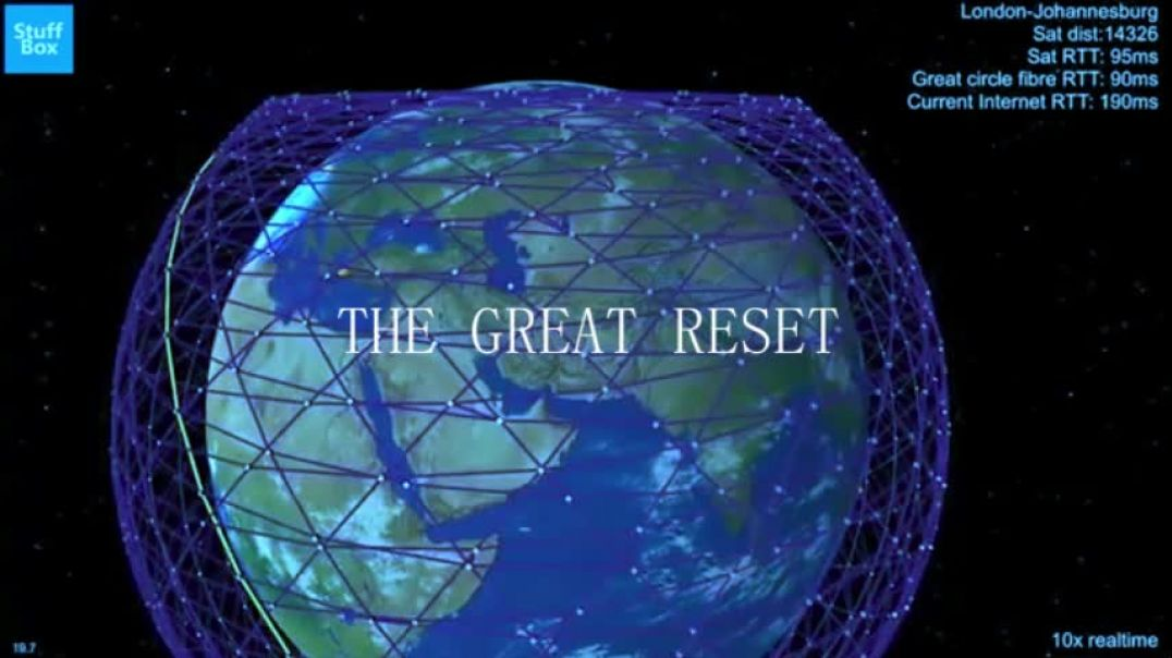 CONSPIRACY : THE GREAT RESET