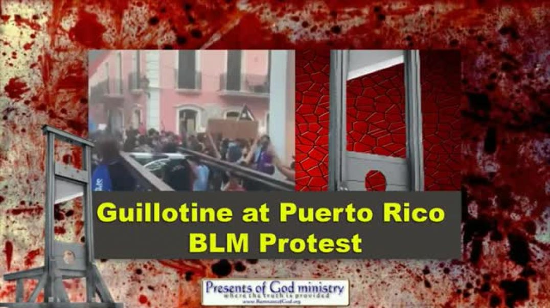 Military Guillotines on US Soil