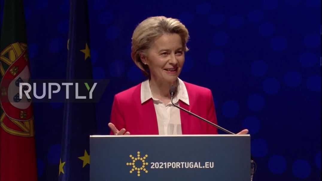 EU Commission President - Vaccination Certificate Is a NWO Medical Requirement!