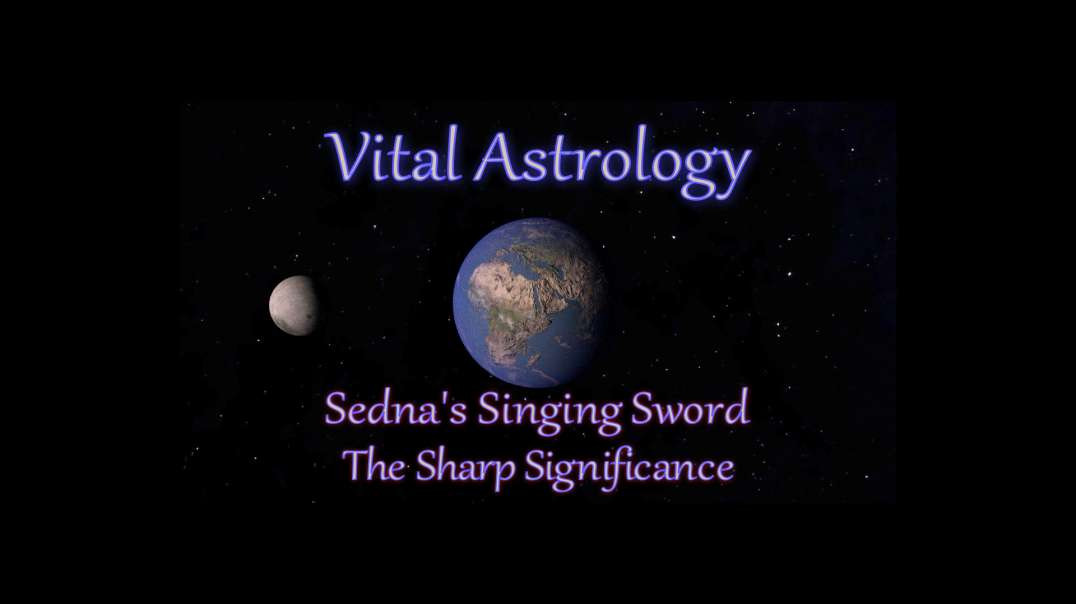 Sedna's Singing Sword the sharp significance