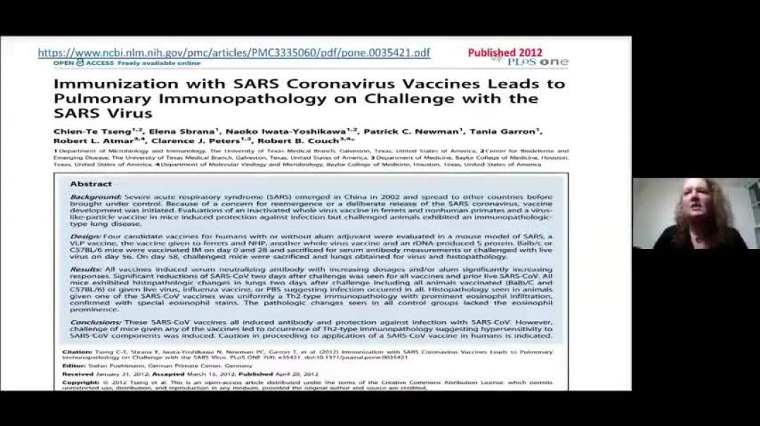 Dolores Cahill - Why People will Start Dying a Few Months after the First NWO mRNA vaccine!