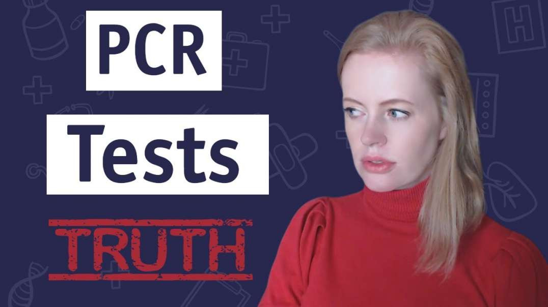 Dr. Sam Bailey - The Truth About PCR Tests - NWO Science!