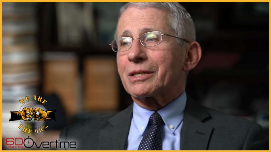 March 2020: Dr. Anthony Fauci talks with Dr Jon LaPook about Covid-19 - 60 Minutes