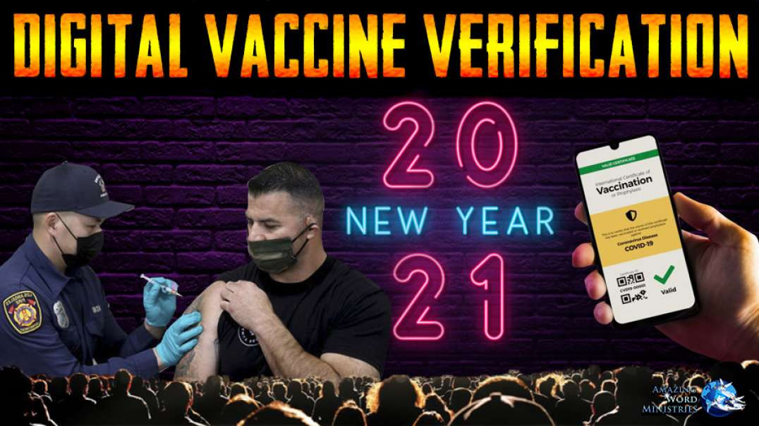 LA Issuing Digital Vaccine Verification. WHO Warns Epidemic Now ENDEMIC COVID-19 Vaccine Worthless