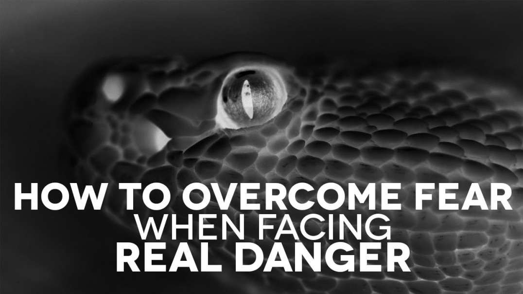 How to Overcome Fear When Facing Real Danger by StormCloudsGathering