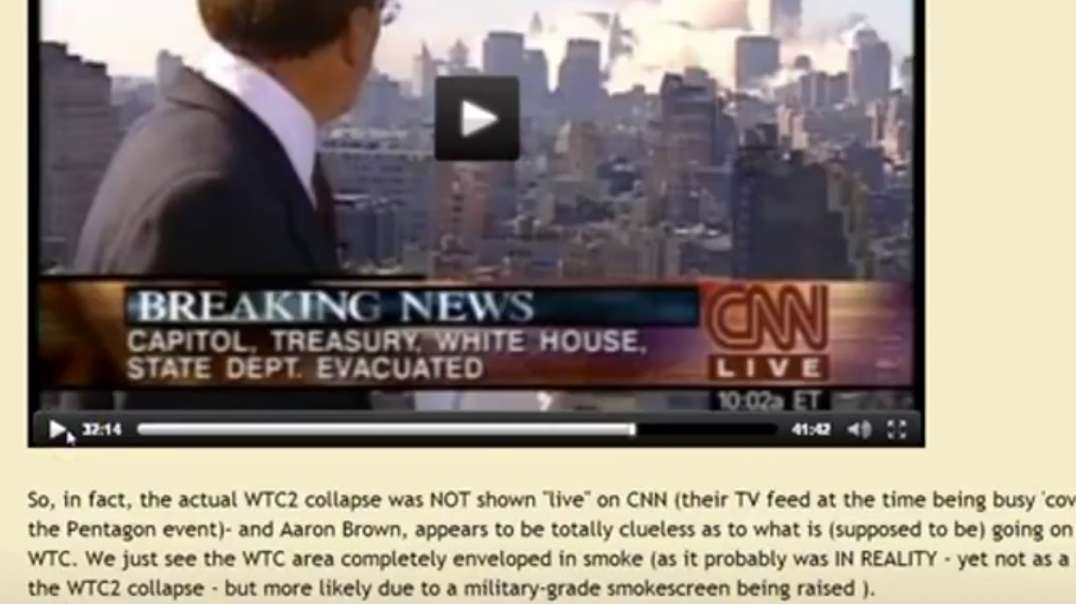 HOW THE 9/11 WTC MAGIC TRICK WAS PULLED OFF