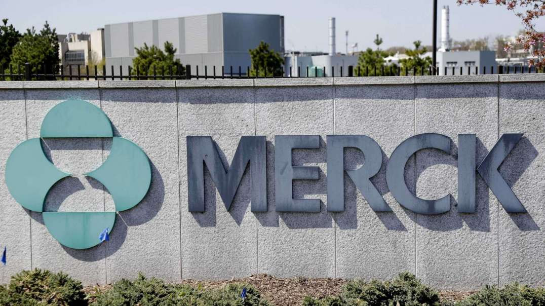 Merck ends Covid VAXX- stock drops because their NWO BIO CONTROL is not EFFECTIVE!