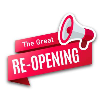 THEGREATREOPENING