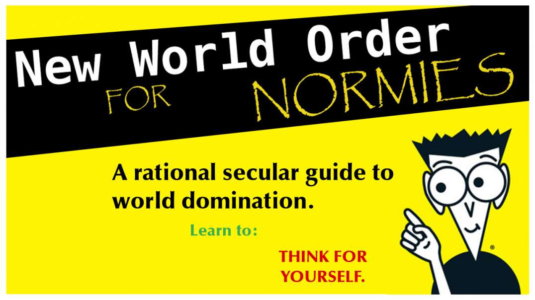 New World Order For Normies [sd 360p]