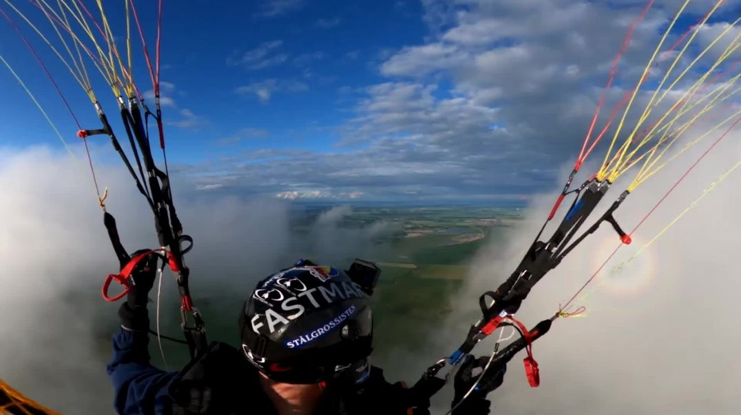 Paramotor High and low