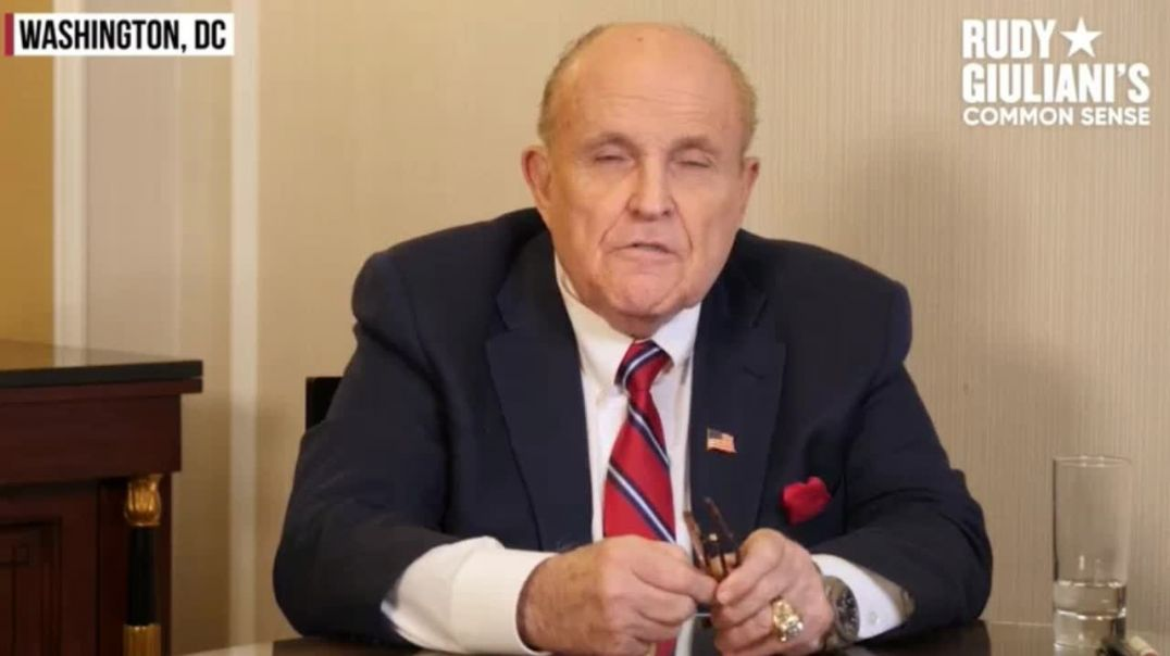 Guiliani - Your Right To Know and Test the Truth