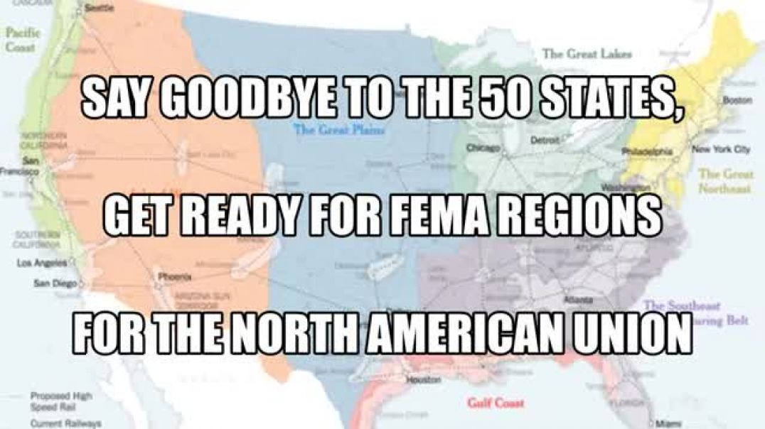 UPDATE: (silent video) Location Of US FEMA Concentration Camps - Home Sweet  hell