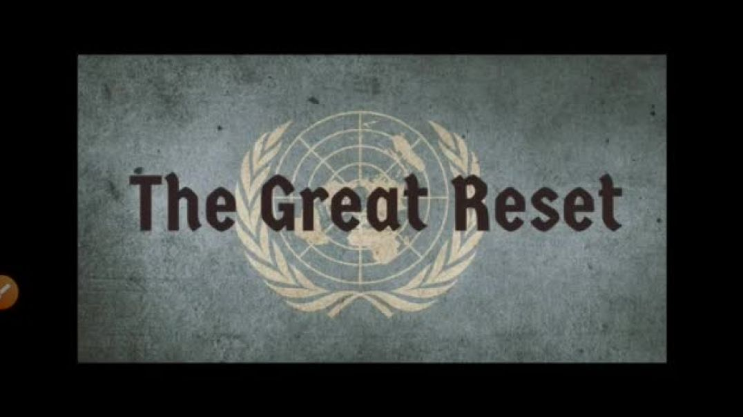THE GREAT RESET IS REAL 4th REVOLUTION