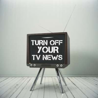 Turn Off Your Tv News