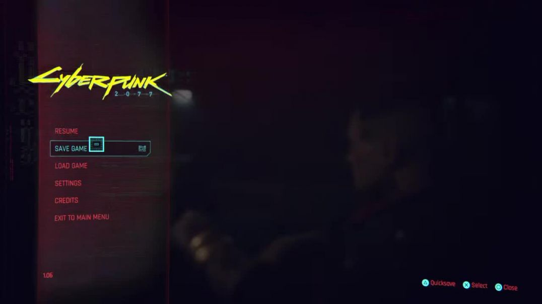 Cyberpunk 2077   The Rescue  PS4 Gameplay