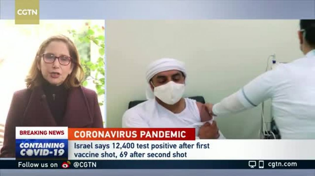 Thousands of Israelis test positive for COVID AFTER receiving VAXX!  NWO CONTROL not Health!