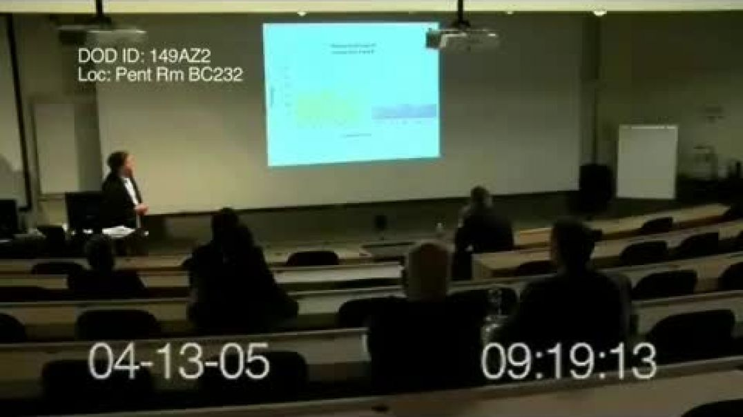 Leaked Pentagon Presentation (2005) on how to use vaccines to destroy religion belief systems via ge