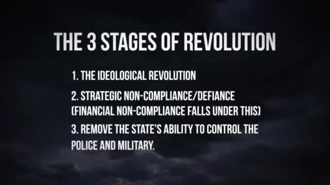 Revolution: An Instruction Manual by StormCloudsGathering
