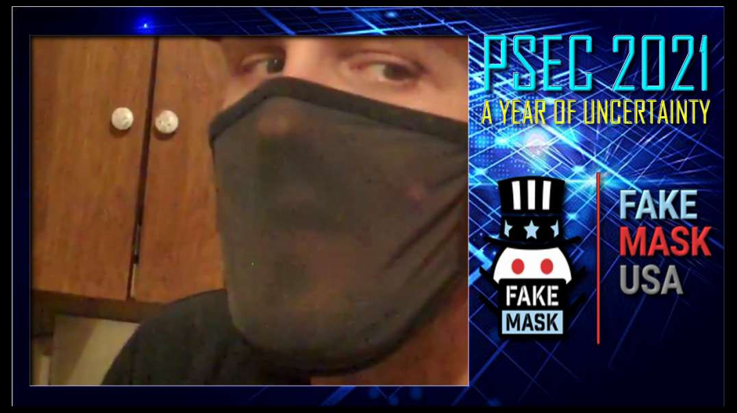 PSEC - 2021 - Test Driving THE FAKE MASK [hd 720p]