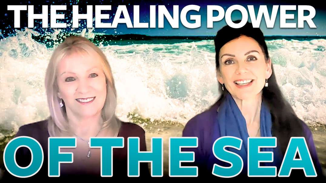 Vlog Retreat Treat 15 - The Healing Power of the Sea