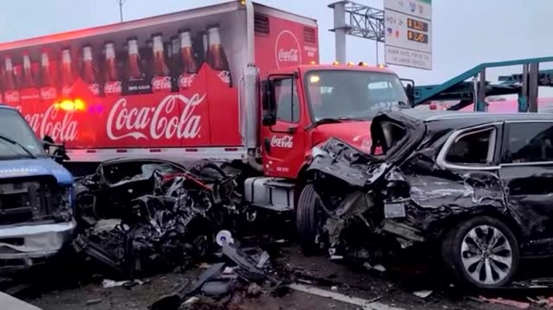 i35 accident - Fort Worth accident  Dallas Texas Today More than 50 vehicles wer