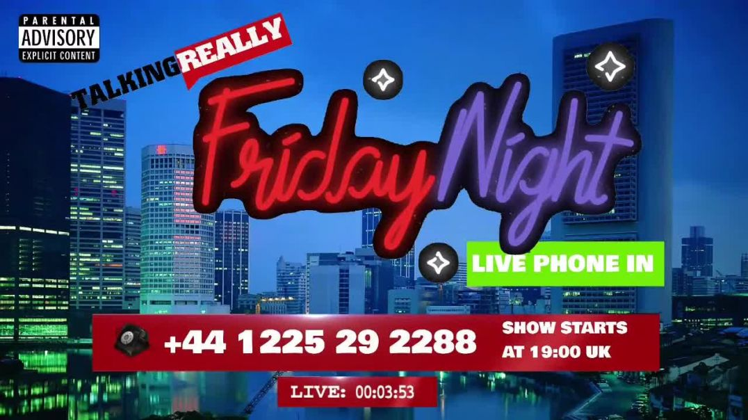 Friday Phone - in Live 5th February (reupload)