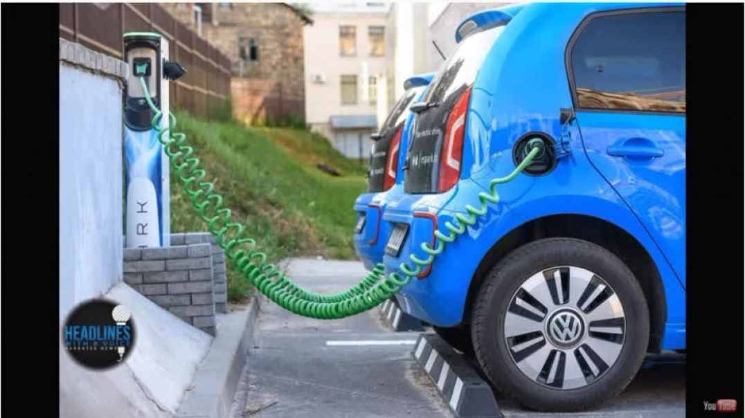 Great Reset: Electric Cars, Globalist Control, Environmental Catastrophes