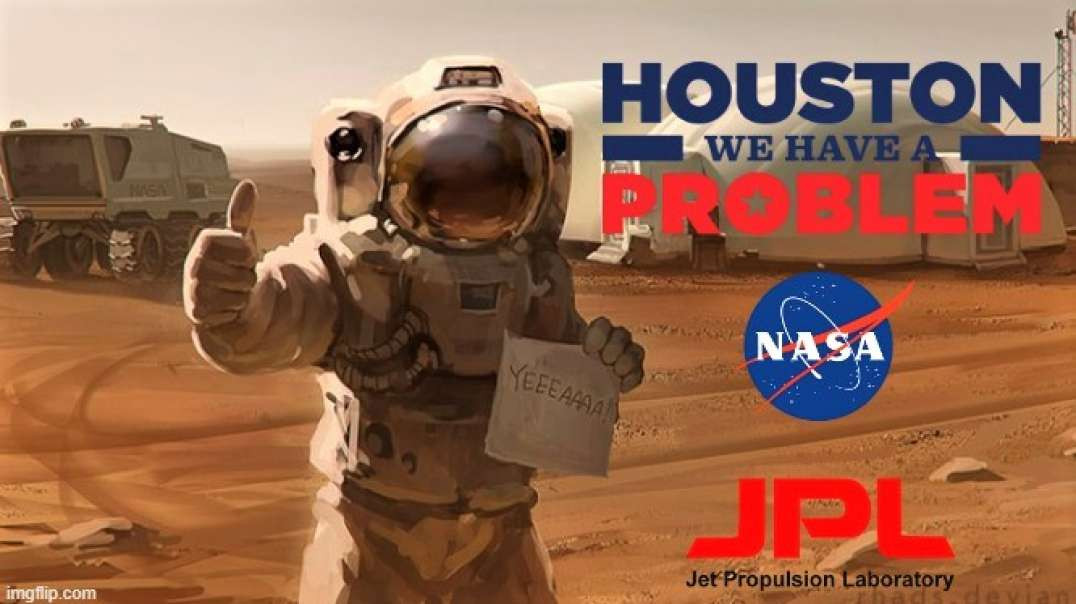 Mars To Houston, We Have A Problem!