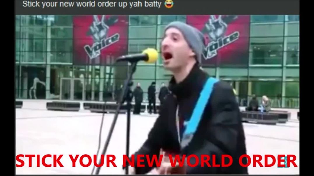 NEW WORLD ORDER REMIX WE ARE THE 99% - LETS UNITE THE PEOPLE SONG