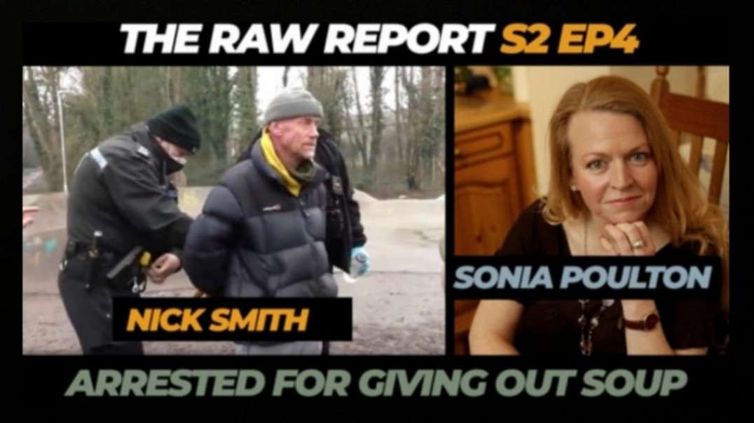 S2, Ep4: Nick Smith - Arrested For Giving Out Soup