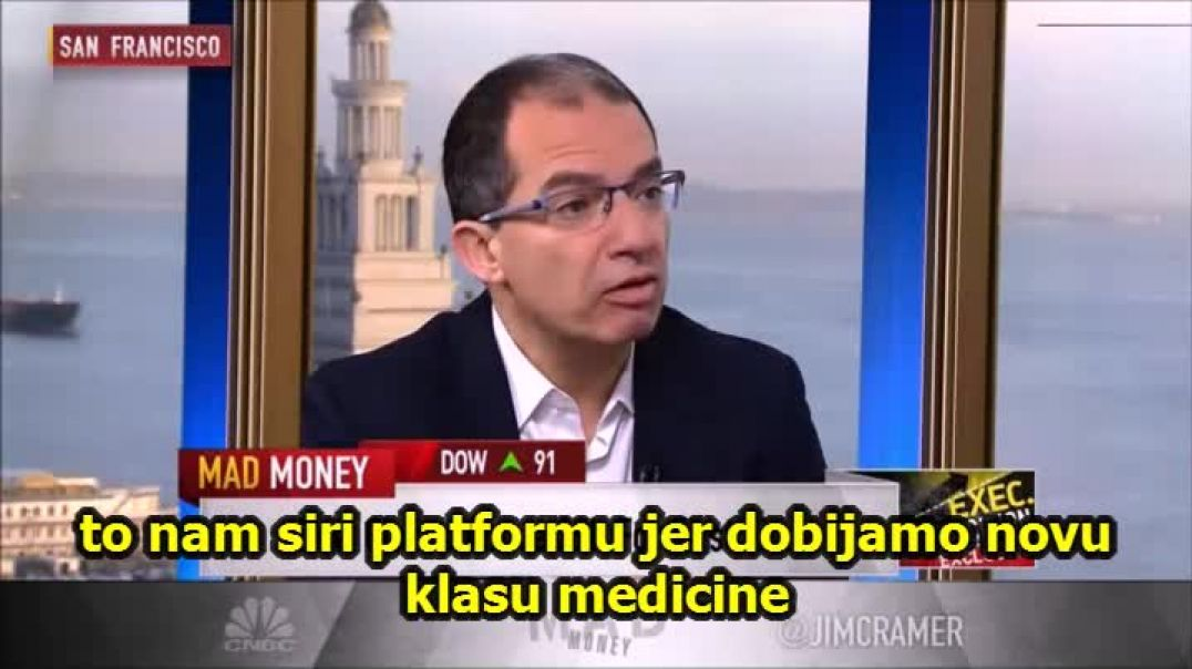 MODERNA CEO - ZIKA VIRUS WILL COME BACK ... HE ALREADY KNOWS (srb sub)