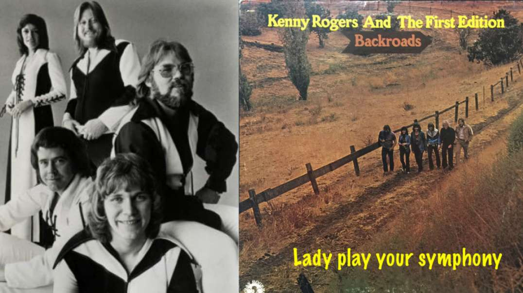 Kenny Rogers  - Lady play your symphony
