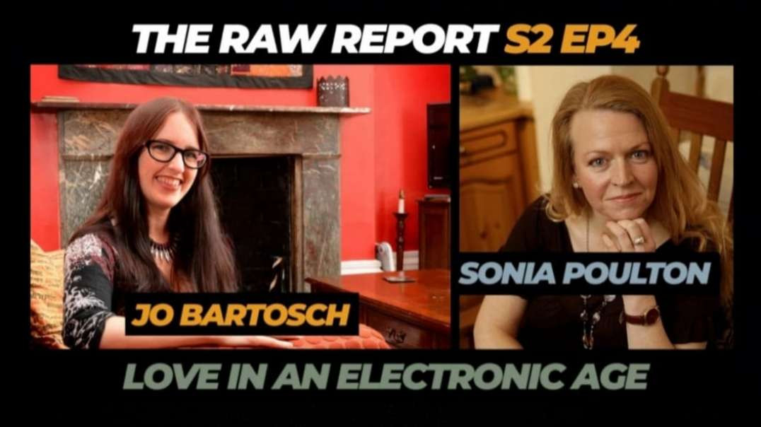S3, Ep4: Jo Bartosch - Love In An Electronic Age
