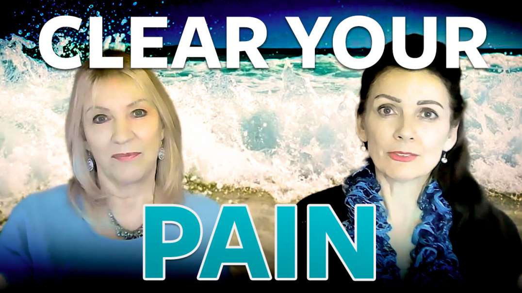 Vlog Retreat Treat 18 – Clear Your Pain