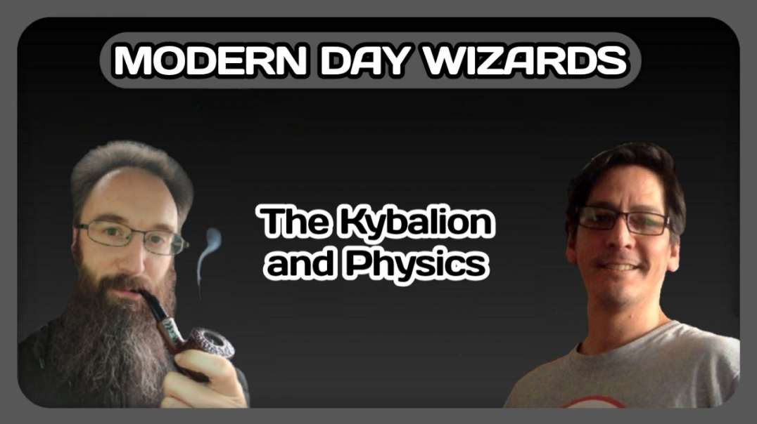 The Kybalion and Physics