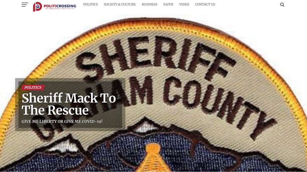Sheriff Mack To The Rescue