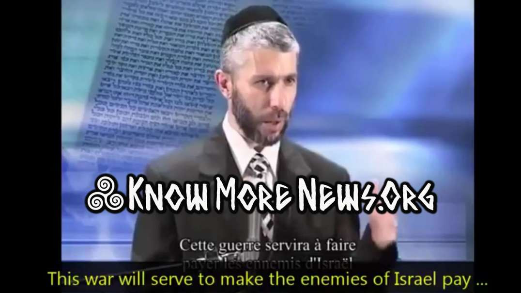 Judaism: The Religion of World Domination   Banned French Documentary