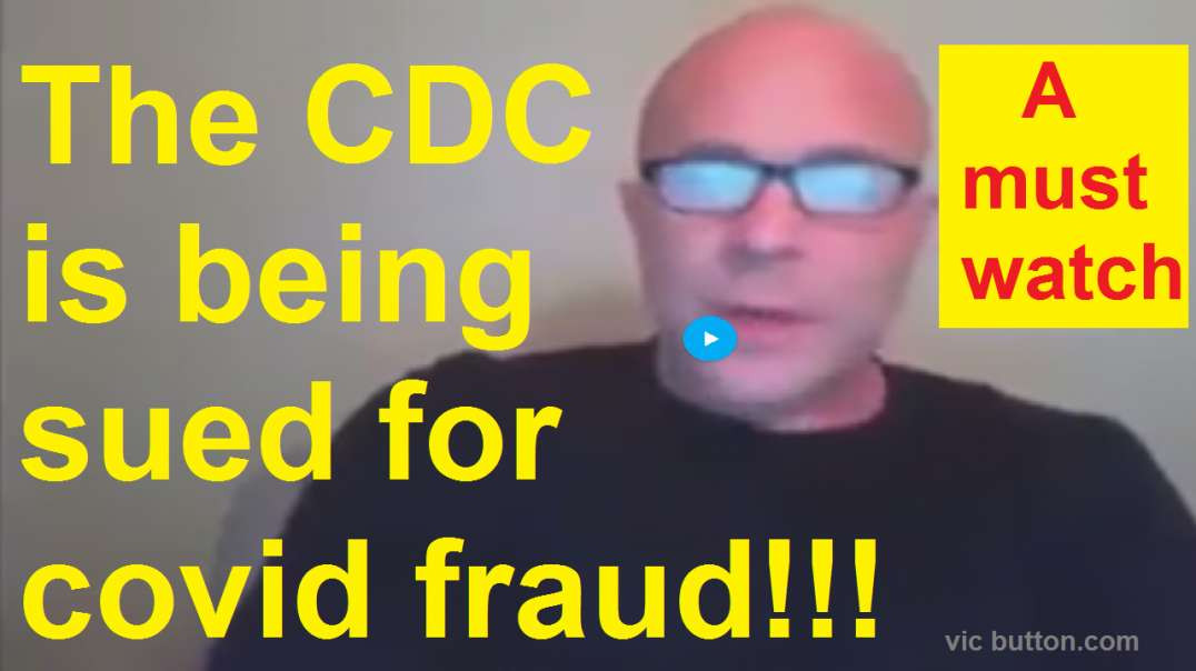 The CDC is being sued for covid fraud