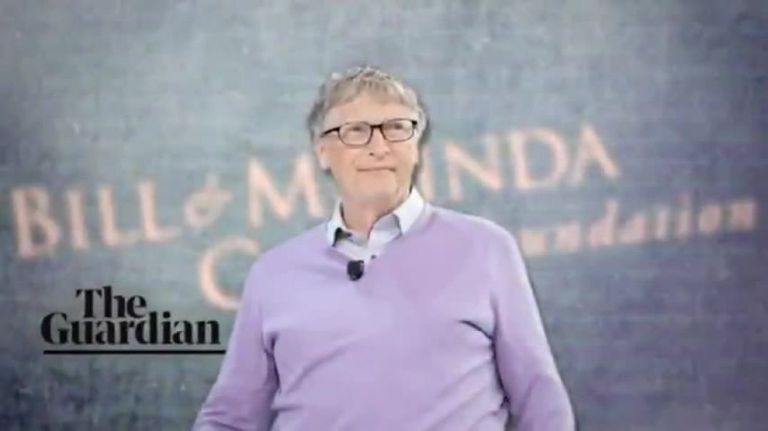 Bill Gates Funds evrything Covid19